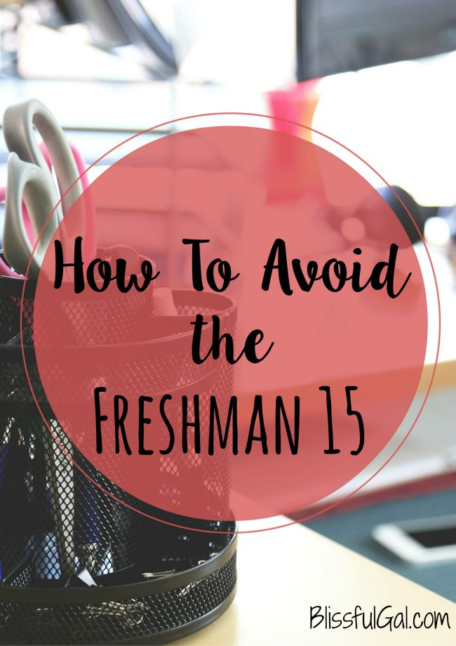 "how to avoid the freshman 15 at the university of alabama ""beware of the freshman 15"" one of the first things older friends tell you after their first semester at school: the freshman 15 is real while no."